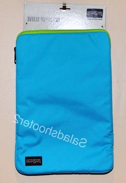 """JanSport 1.0 13"""" Sleeve For Laptop and Tablet Laptop Pink Pa"""