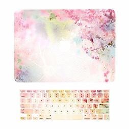 TOP CASE – 2 in 1 Graphics Rubberized Hard Case + Keyboard