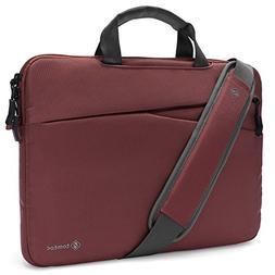 Tomtoc 3-in-1 Slim Laptop Shoulder Bag, 360° Protective Lap