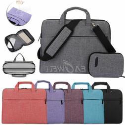 """For 11"""" ~12.5"""" Macbook Laptop Notebook Sleeve Case Shoulder"""