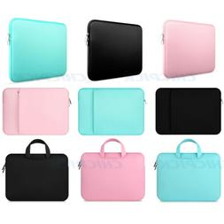 """11""""-15"""" Notebook Laptop Hand Bag Sleeve Cover Case For Macbo"""