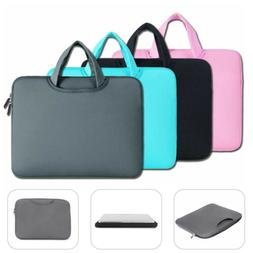 """11.6""""~15.6""""Laptop Notebook Sleeve Carry Case Bag Pouch Cover"""