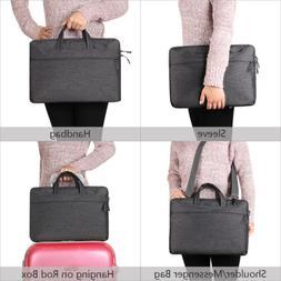 """12"""" 13.3"""" 14"""" 15.6"""" Laptop Shoulder Bag Cover Case For HP DE"""