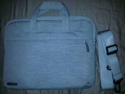 "Lacdo 12 Inch Laptop Shoulder Bag Sleeve Case Compatible 13"""