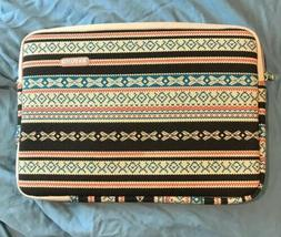 KAYOND  13 - 13.3 Inch Laptop Sleeve Bohemian Canvas Water-R