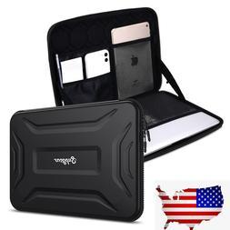 "13-13.3"" Laptop Bag 360 Protective Notebook Tablet Hard Case"