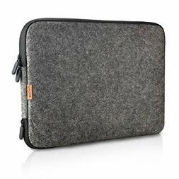 ProCase 13 - 13.5 Inch Felt Laptop Sleeve Case Bag for Macbo