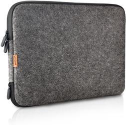 Procase 13-13.5 Inch Felt Laptop Sleeve Case Bag for MacBook