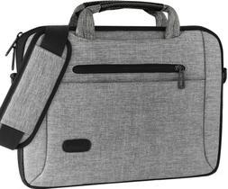 ProCase 13-13.5 Inch Laptop Bag Messenger Shoulder Bag Brief