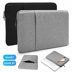 """13"""" 15.6"""" Laptop Sleeve Case Bag Handbag Waterproof Shockpro"""