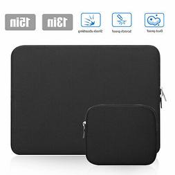 """13""""-15"""" Inch Soft Laptop Sleeve Case Bag Pouch for Macbook H"""