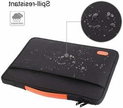 "13"" 15"" Laptop Sleeve Bag Cover Carry Case For Macbook HP/DE"