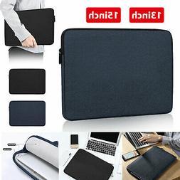 "13 15"" Shockproof Notebook Case Sleeve Laptop Bag Cover For"
