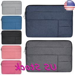 """13.3"""" 14.1"""" 15.6"""" Laptop Shoulder Bag Cover Case For HP Comp"""