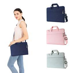 13.3 15.6 inch Messenger Bag Demin Carry Case for Women Men