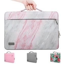 MoKo 13-13.3 Inch Laptop Sleeve Case Bag,15.6in Notebook Bri