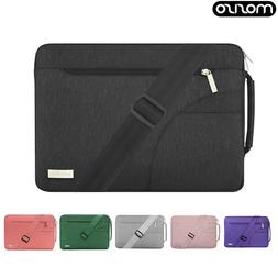 Mosiso Laptop 13.3 14 15.6 Messenger Bag Carry Case for Macb