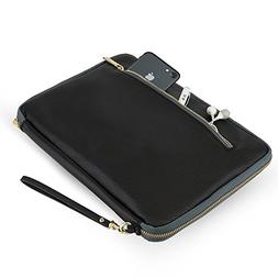13 Inch Waterproof Soft Leather Laptop Sleeve Case for Apple