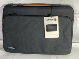 tomtoc 13 inch Laptop 360 Sleeve Case Briefcase with Handle