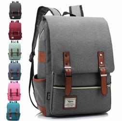 14 15 15.6 Inch Oxford Computer Laptop Notebook Backpack Bag