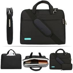 """14"""" 15.6"""" 13.3"""" Laptop Shoulder Bag Cover Case For HP DELL C"""