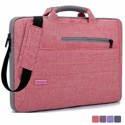 """14"""" 15.6"""" 17.3"""" Laptop Shoulder Bag Cover Case For HP DELL C"""