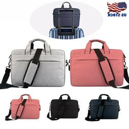 14/15.6inch Pro Laptop Shoulder Bag Cover Case For HP/DELL C