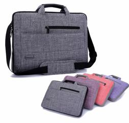 Laptop Shoulder Sleeve Computer Messenger Case Bag For Samsu