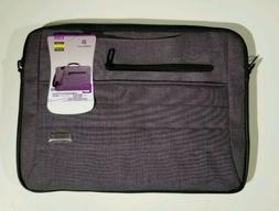 "BRINCH 14.6""  15.6""  Inch Nylon Shockproof Carry Laptop Case"