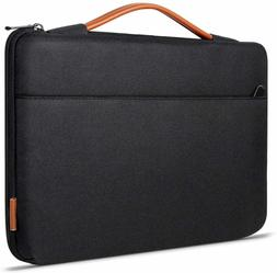 Inateck 14 inch Water Resistant Laptop Case Shockproof 600D