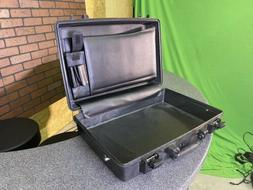 Pelican 1490 Hard Shell Laptop A/V Case Water Resistant - NO