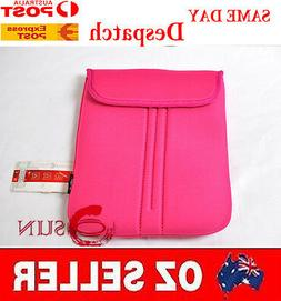 15 15.4 15.6 inch Pink Laptop NetBook Sleeve Case Pouch COVE