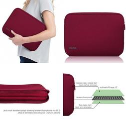 Arvok 15 15.6 16 Inch Water-Resistant Neoprene Laptop Sleeve
