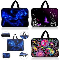 15-15.6 Inch Laptop Sleeve Case Handle Bag Neoprene Cover Fo