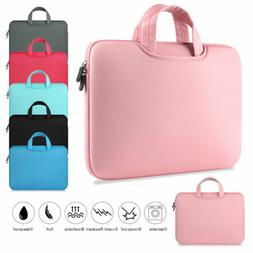 For 15 15.6 inch Macbook Lenovo Dell HP Laptop Sleeve Case C
