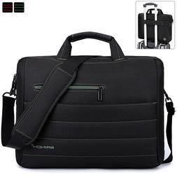 "BRINCH 15.6/17.3"" Laptop Sleeve Case Nylon Shockproof Tablet"