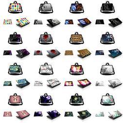 """15.6"""" Laptop Messenger Bag Case w Shoulder Strap & Matching"""