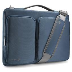 Tomtoc 15.6 Inch Laptop Shoulder Bag, 360° Protective Lapto