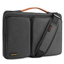 Tomtoc 15.6 Inch Laptop Shoulder Bag 360° Protective Laptop