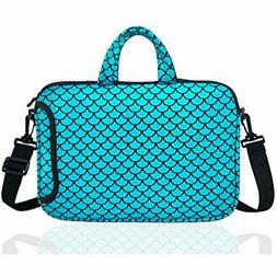 """15.6-Inch Laptop Shoulder Carrying Bag Case Sleeve For 14"""" 1"""