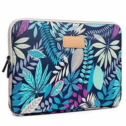 Coolbell 15 6 Inch Laptop Sleeve Case Cover Colorful Leaves