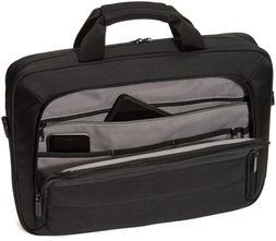 AmazonBasics 15.6-Inch Premium Laptop and Tablet Case Bag Wi