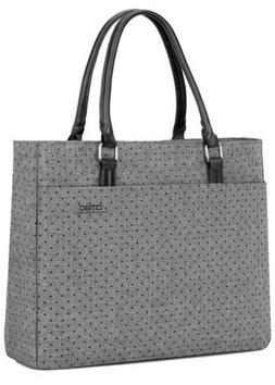 15.6 Inch Women Shoulder Bag Business Briefcase Handbag Lapt