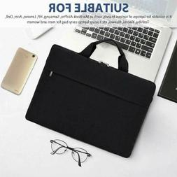 "15.6"" Laptop Handbag Sleeve Case Bag Shockproof Waterproof N"