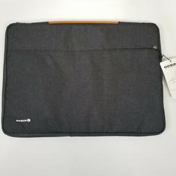 "NIDOO 15,6"" Laptop Sleeve case Notebook Bag Handbag for 15.6"