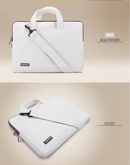 "15.6"" Leather Laptop Shoulder Case For LENOVO IdeaPad 330s 3"