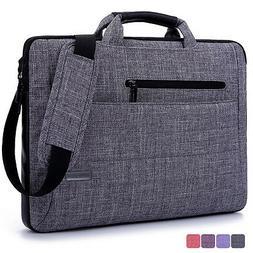 """15.6"""" Brinch Notebook Shoulder Bag Laptop Messenger Bag Carr"""