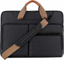 "15"" Business Laptop Shoulder Bag Sleeve Travel Computer PC C"