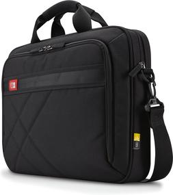 Case Logic 15-Inch Laptop and Tablet Briefcase, Black