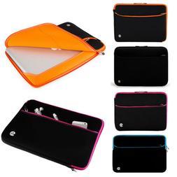 """VanGoddy Laptop Neoprene Sleeve Case Cover Bag For 15.6"""" Del"""